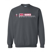 NWC Men's Basketball 09 Gildan Crew Sweatshirt