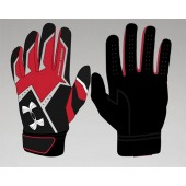 SEBA Youth Baseball 01 UA Youth Clean Up VI Batting Gloves