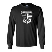 SDSU FCA 02 Gildan 50/50 Long Sleeve T-shirt