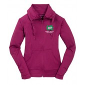 Childrens Museum Fall 2015 01 Ladies Sport Tek Stretch Full Zip