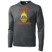 RHS 6th Grade Girls Basketball 05 Moisture Wicking Long Sleeve