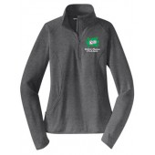 Childrens Museum Fall 2015 02 Ladies Sport Tek Half Zip Pullover