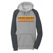 Harrisburg Girls Basketball 07 District Young Men's Lightweight Fleece Hoodie