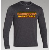 Harrisburg Girls Basketball 09 UA Men's Long Sleeve Locker T