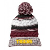 Harrisburg Girls Basketball 11 Sport-TekPom Pom Beanie