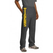 Harrisburg Girls Basketball 08 Jerzees Nublend Open Hem Sweatpant with pocket