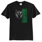 MCM Wrestling 2015 01 50/50 Blend T-shirt