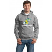 SDSU Club Baseball 03 Sport Tek Heavyblend Hooded Sweatshirt