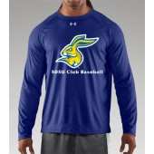 SDSU Club Baseball 05 Under Armour Long Sleeve T Shirt