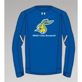 SDSU Club Baseball 06 Under Armour Leader Crewneck Fleece