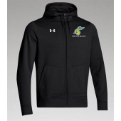 SDSU Club Baseball 08 Under Armour Storm Fleece Full Zip Hoody