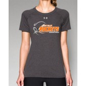 Rock Valley Basketball 03 UA Ladies Short Sleeve Locker Tee