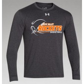 Rock Valley Basketball 07 UA Long Sleeve Locker Tee