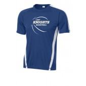 O'Gorman Basketball 02 Sport-Tek Color Block Polyester T-Shirt