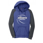 O'Gorman Basketball 04 District Young Ladies Light weight Hooded Sweatshirt