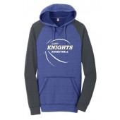 O'Gorman Basketball 05 District Young Men's Light weight Hooded Sweatshirt