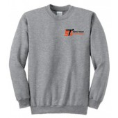 Sioux Automation 09 Port Authority TALL Crew Sweatshirt