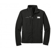 Pioneer Bank 14 Eddie Bauer Men's Soft Shell Jacket- $60.00