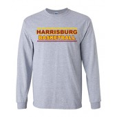 Harrisburg Girls Basketball 02 Gildan Long Sleeve