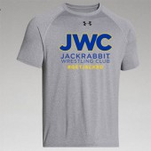 Jackrabbit Wrestling Club 01 Under Armour Short Sleeve T Shirt