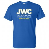 Jackrabbit Wrestling Club 05 Gildan Short Sleeve T Shirt