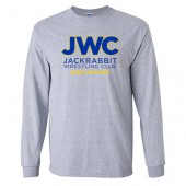 Jackrabbit Wrestling Club 06 Gildan Long Sleeve T Shirt