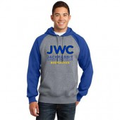 Jackrabbit Wrestling Club 09 Sport Tek Colorblock Hoody