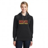 NSU Track and Field 06 Sport-Tek® Ladies Tech Fleece Hooded Sweatshirt