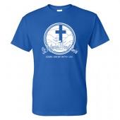 St. Katherine Drexel Church 07 Gildan Dry Blend Tshirt