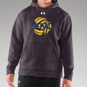SD Club Volleyball 06 Adult Under Armour Storm Armour Fleece Hooded