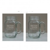 I29 Sports Friends & Family Holiday Web Store 13 Laser Etched Mason Jar mugs
