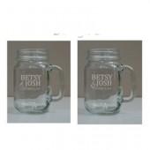 I29 Sports Friends & Family Holiday Web Store 13 Laser Etched Mason Jar mugs