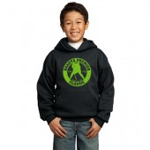 Dakota Premier Classic - Junior Gold 05 Youth Port and Co. Hooded Sweatshirt