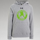 Dakota Premier Classic - Junior Gold 09 Youth Under Armour 80/20 Cotton/Poly Blend Hooded Sweatshirt