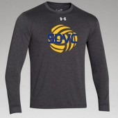 SD Club Volleyball 02 Youth and Adult Under Armour Long Sleeve T Shirt