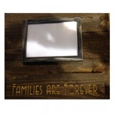 I29 Sports Friends & Family Holiday Web Store 14 Engraved Pallet Wood Picture Frame