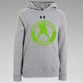 Dakota Premier Classic - Termite 09 Youth Under Armour 80/20 Cotton/Poly Blend Hooded Sweatshirt