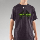 Riptide Wrestling 15 Youth UA Locker Short Sleeve T Shirt