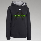 Riptide Wrestling 17 Boy's UA Every Team Fleece Hoodie
