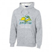 SDSU Soccer Club 03 Sport Tek Heavyblend Hooded Sweatshirt