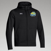 SDSU Soccer Club 08 Under Armour Storm Fleece Full Zip Hoody