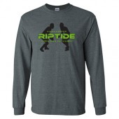 Riptide Wrestling 02 Gildan Long Sleeve