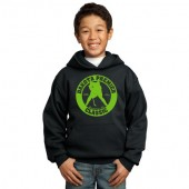 Dakota Premier Classic - Mites 05 Youth Port and Co. Hooded Sweatshirt