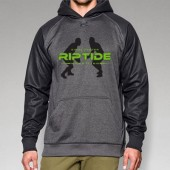Riptide Wrestling 06 UA Storm Armour Fleece Team Hoodie