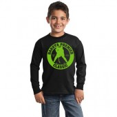Dakota Premier Classic - Termite 03 Youth Port and Co. Long Sleeve T Shirt