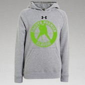 Dakota Premier Classic - Squirts 09 Youth Under Armour 80/20 Cotton/Poly Blend Hooded Sweatshirt