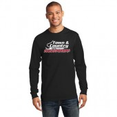 Town & Country Snowdrifters 01 Port & Co 50/50 Long Sleeve T-shirt