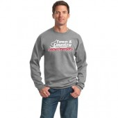 Town & Country Snowdrifters 03 Port and Co Crewneck Sweatshirt