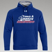 Town & Country Snowdrifters 04  Under Armour Team Rival Fleece