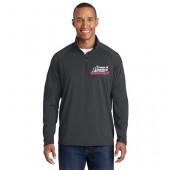 Town & Country Snowdrifters 05 Mens OR Ladies Sport Tek ¼ Zip Pullover